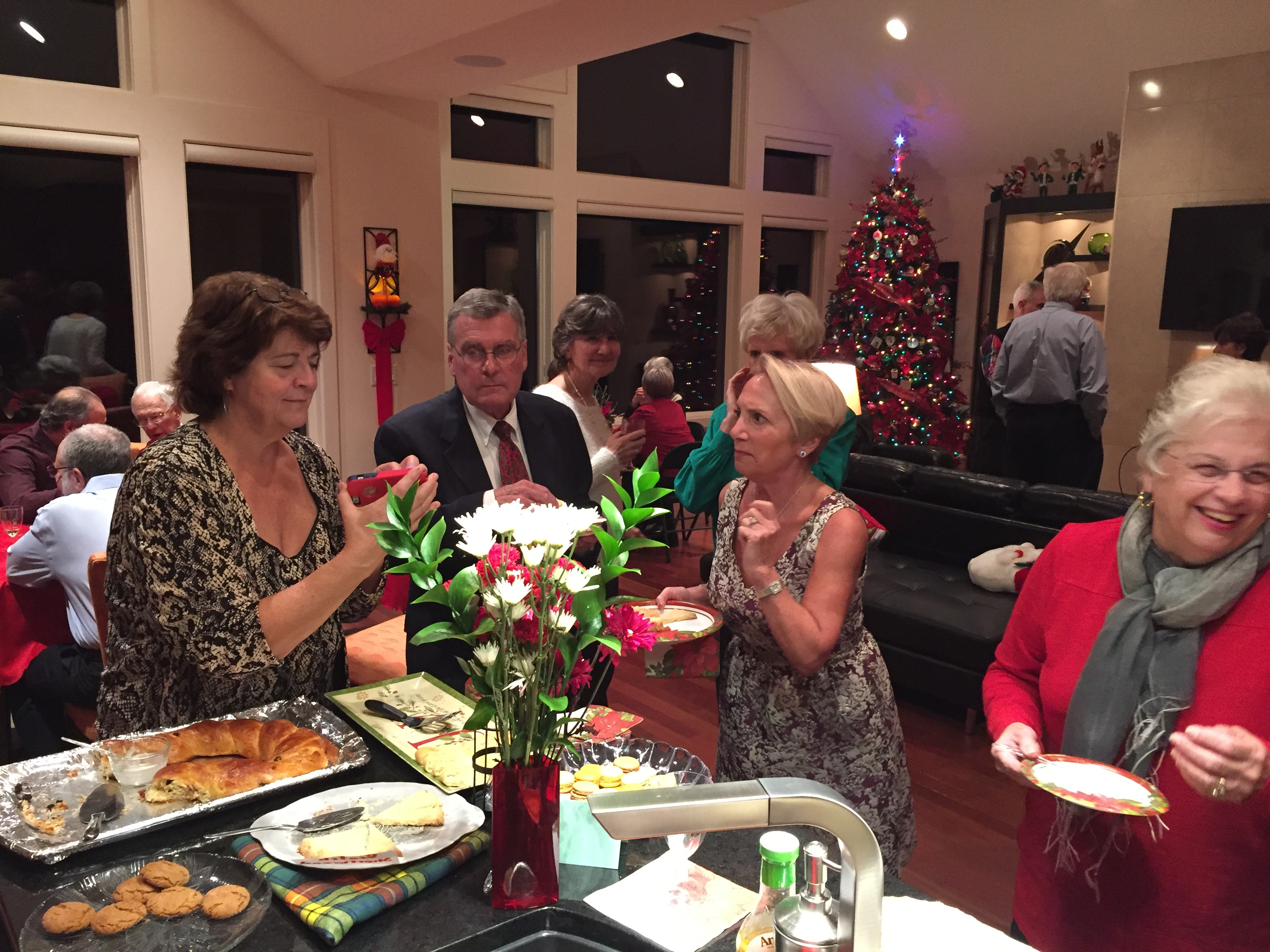 Somersby Park Holiday Party 2015